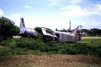 Les restes des temps où Grenada était une communauté socialiste, des avions russes abandonnés