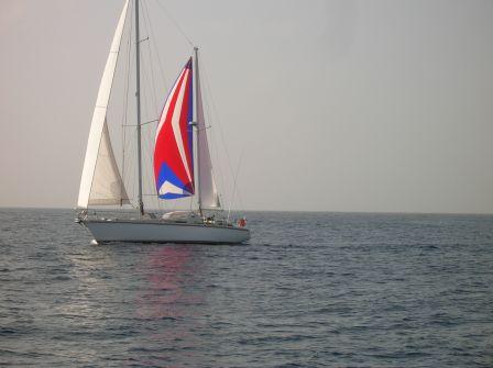 On double Sea Fever après 3 jours de mer